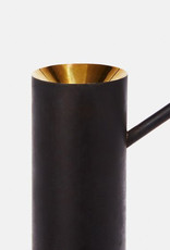 LEE WEST  patinated brass watering can