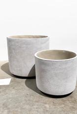 concrete pot float