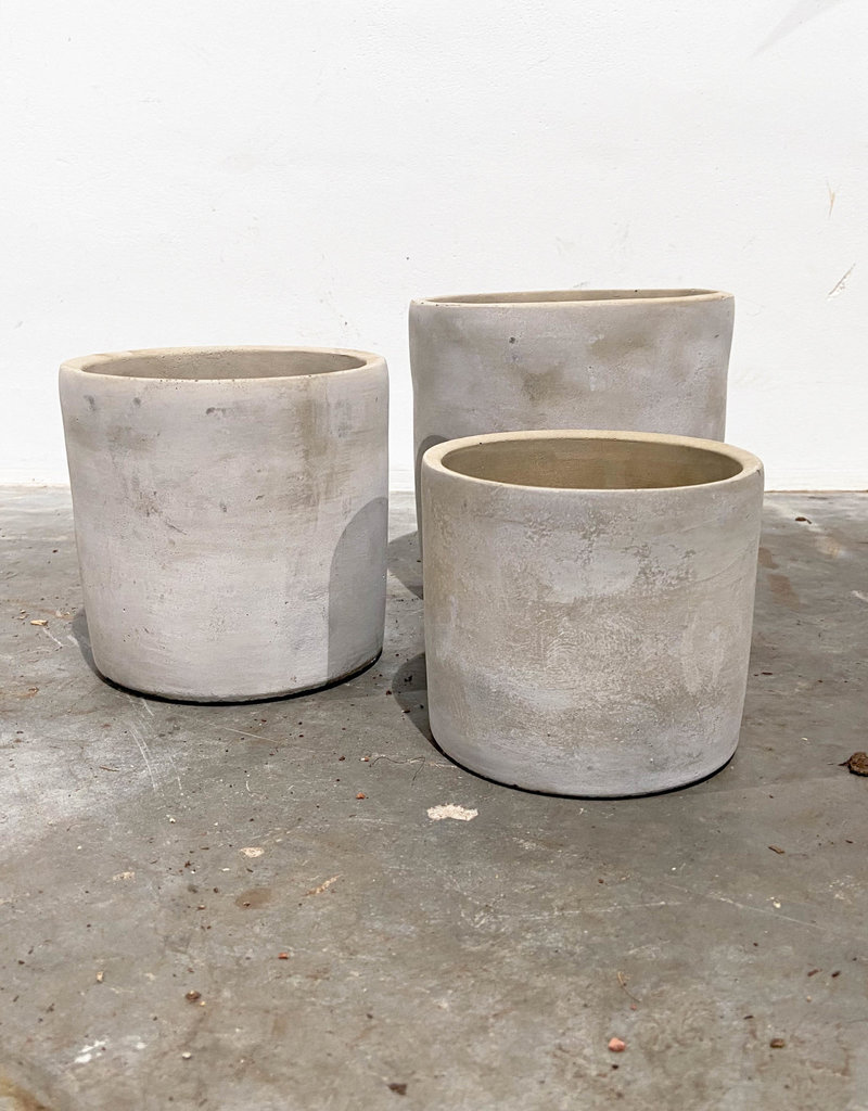 concrete pot cilinder