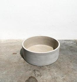 concrete low pot cilinder