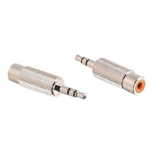 C2G Stereo/RCA Adapter 3.5mm Stereo M verloopstuk