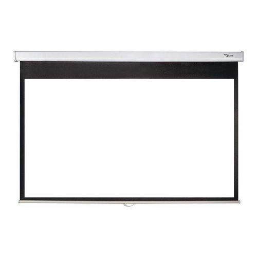 Optoma Optoma DS-1095PMG+ Handmatig scherm 203 cm x 172 cm