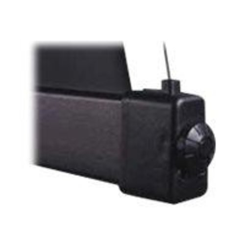 Optoma Optoma Tab Tension DE-9106ETT-B Projectiescherm zwart
