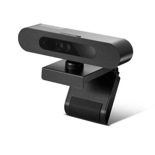 Lenovo 500 FHD Webcam FULL HD met Gezichtsherkenning