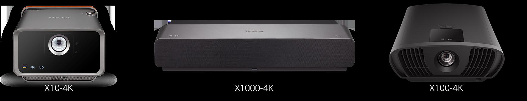Viewsonic series X