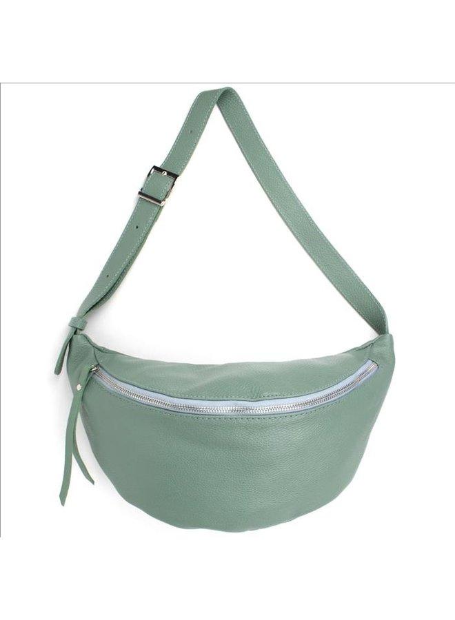 Big zipper bag - Olive