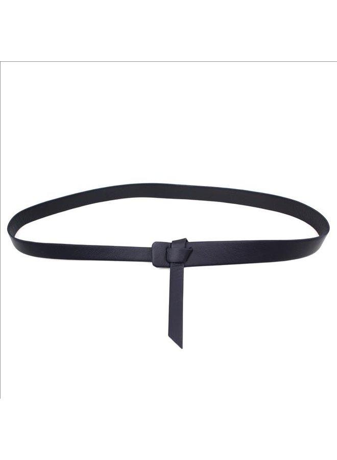 Twist belt - Navy