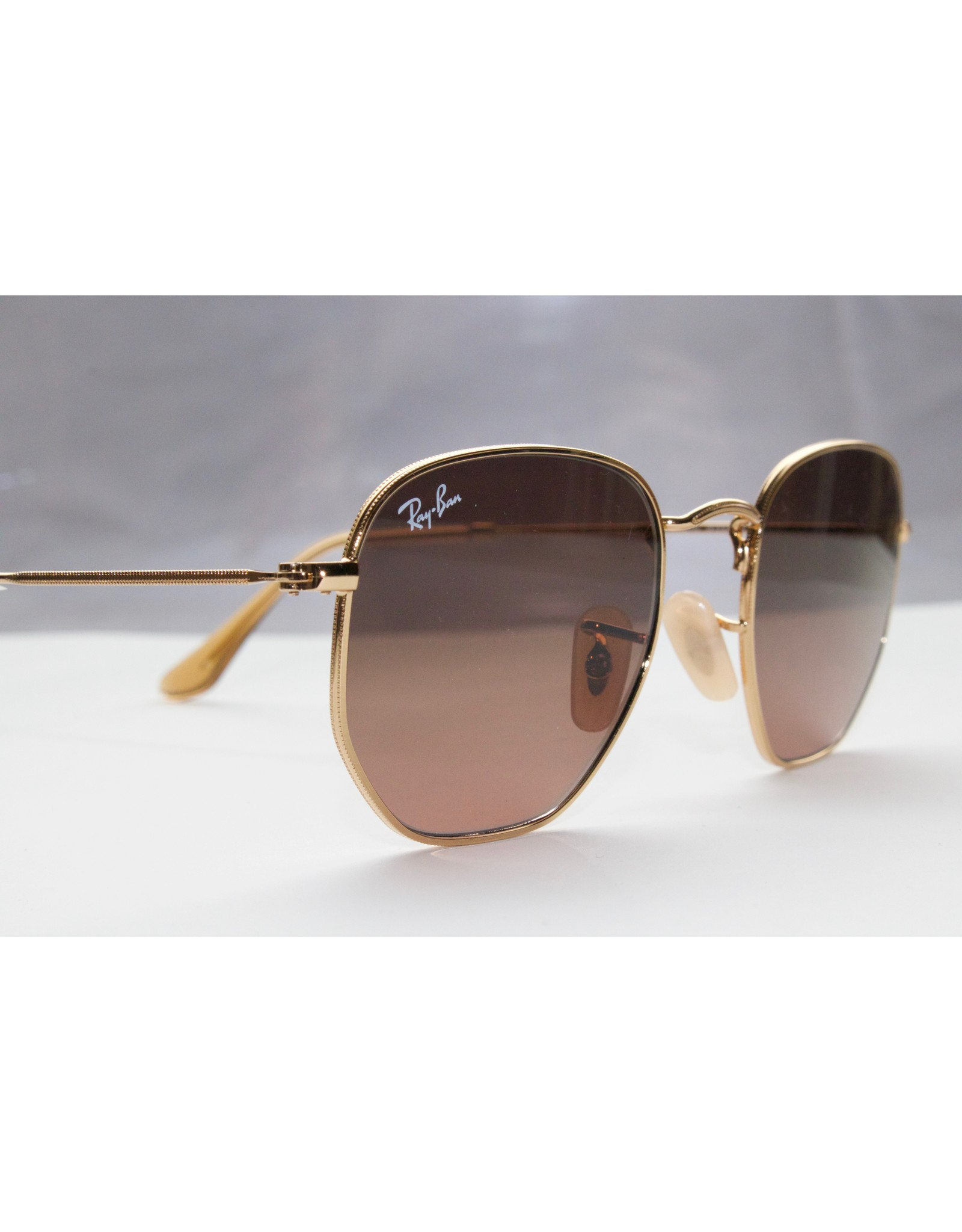 Ray-Ban RAY-BAN 3548-N HEXAGONAL FLAT LENSES