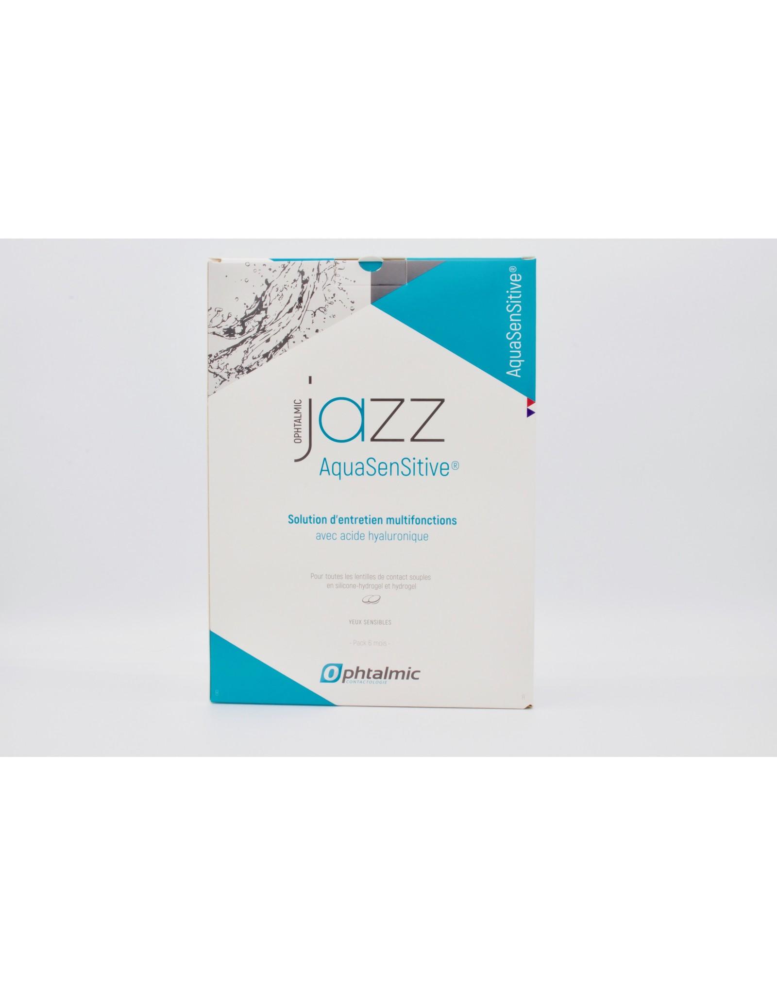 Opthalmic Jazz lenzenvloeistof voordeelpakket