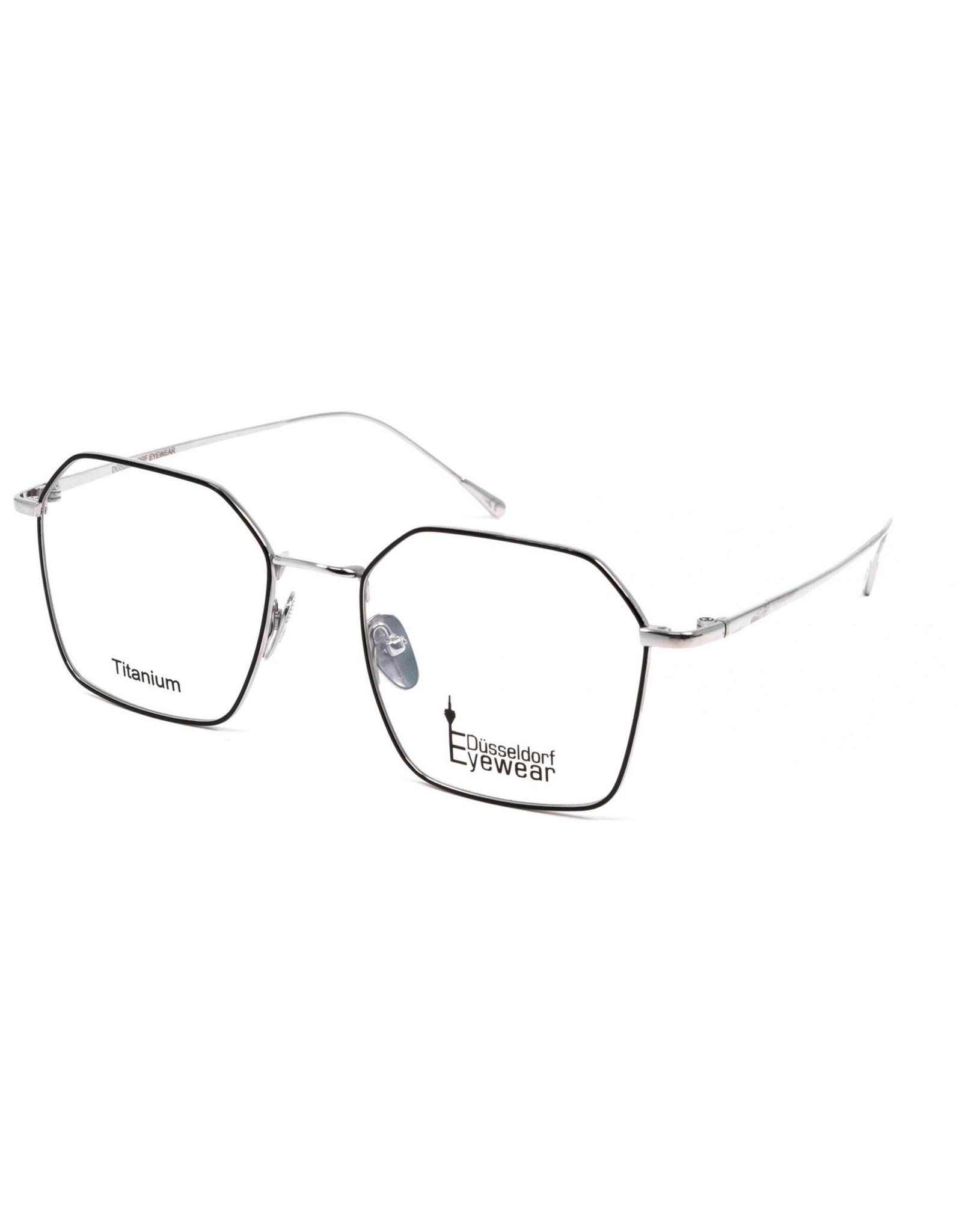 Dusselorf Eyewear Dusseldorf Eyewear Kennedeydam silver