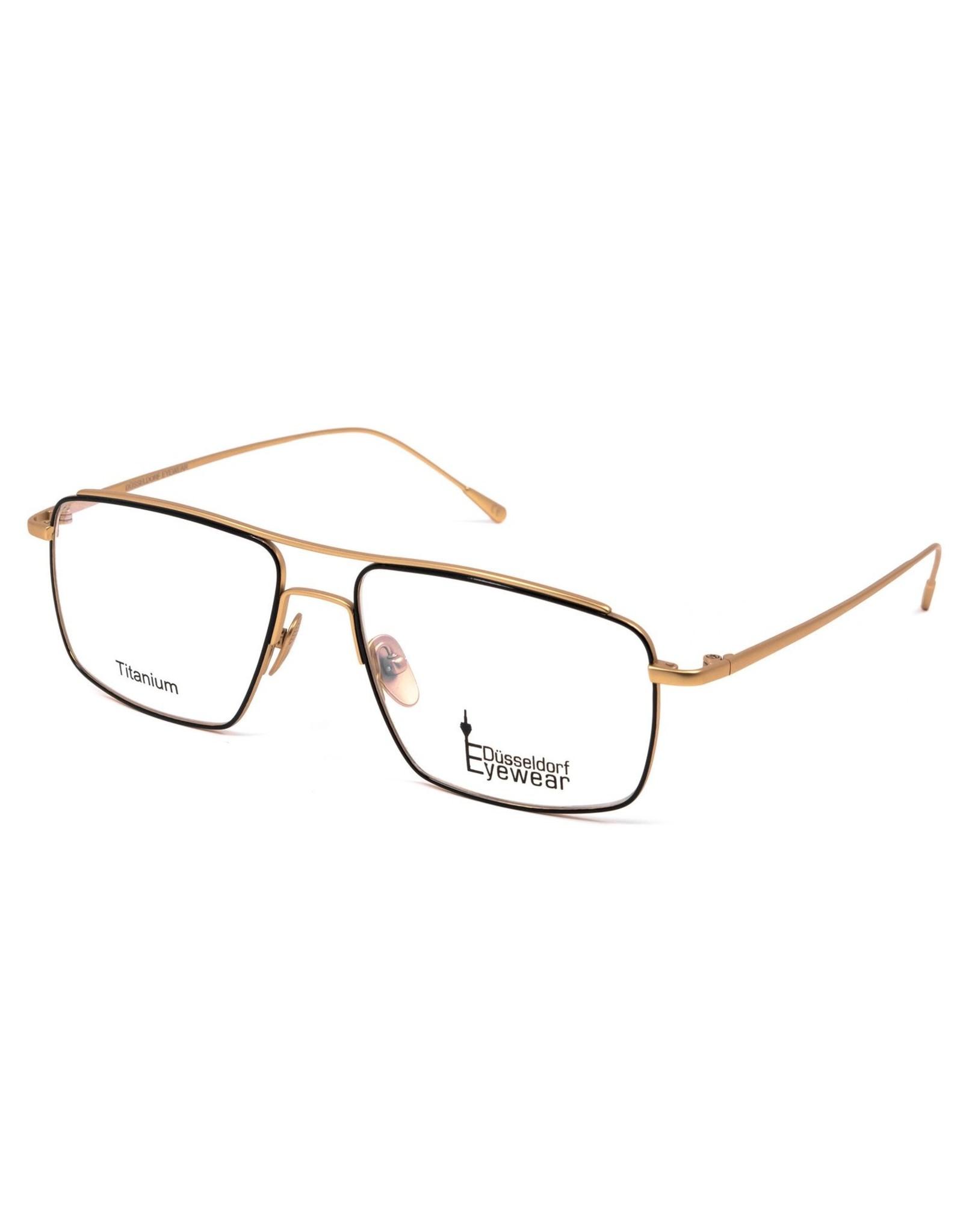 Dusselorf Eyewear Dusseldorf Eyewear Spichernplatz gold