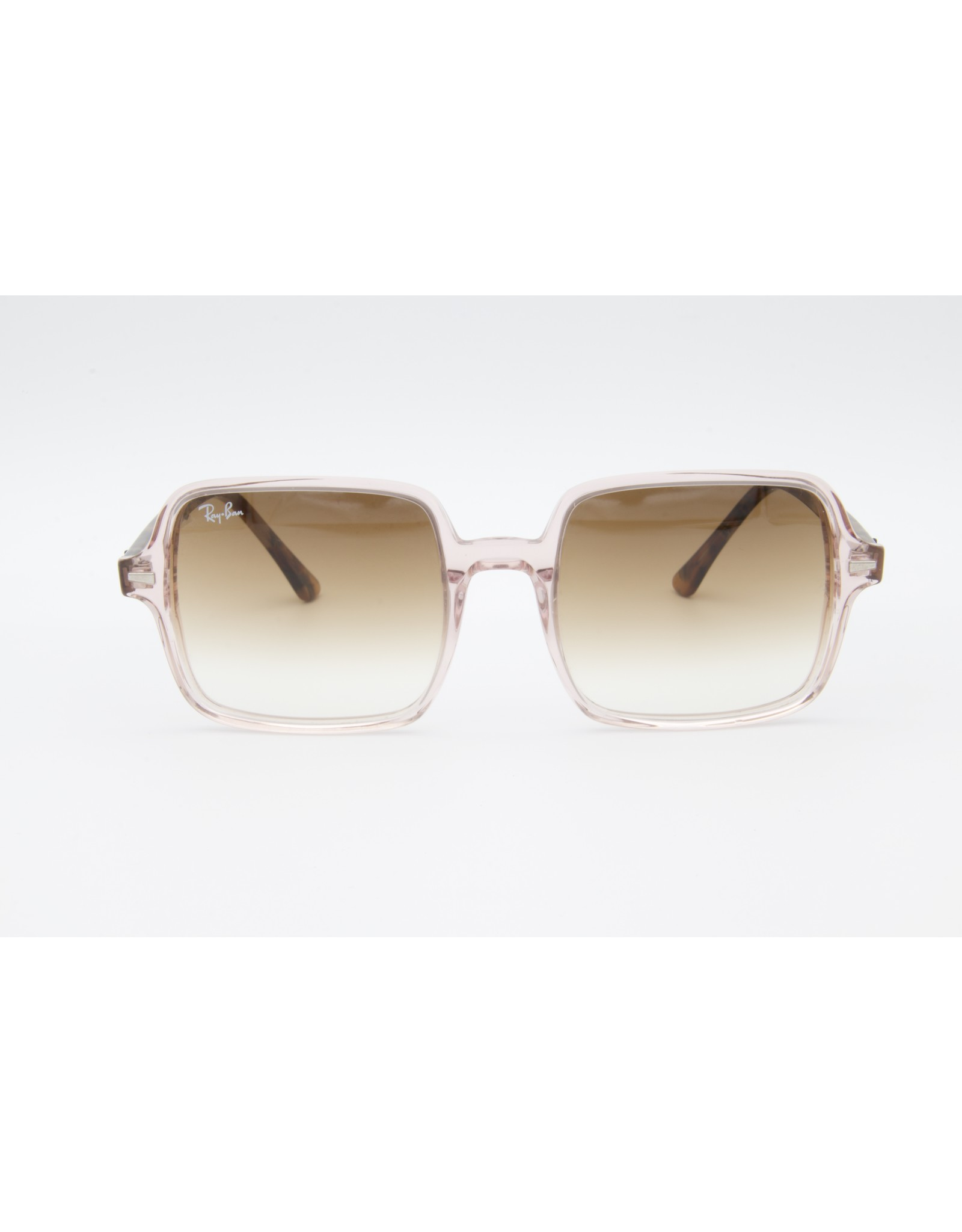 Ray-Ban Rb 1973 Square II 1281/51 (rose transp)