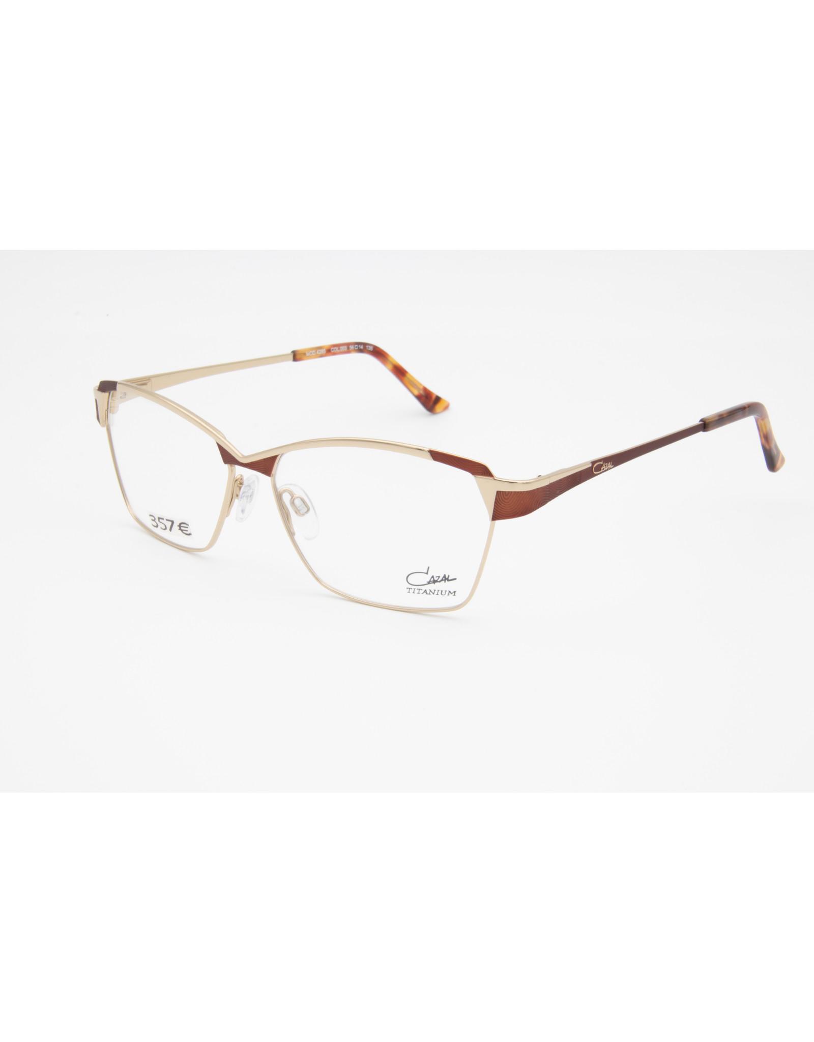 Cazal Cazal 4285 003 (gold brown)