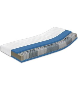 Pocketvering matras De Luxe
