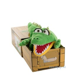 Living Puppets handpop krokodil Schlawiner
