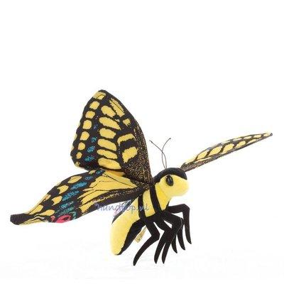 Folkmanis handpop vlinder zwaluwstaart