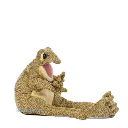 Folkmanis Kikker met lange benen