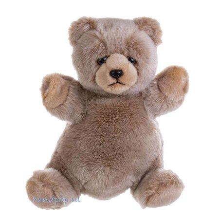 The Puppet Company handpop knuffelige teddybeer