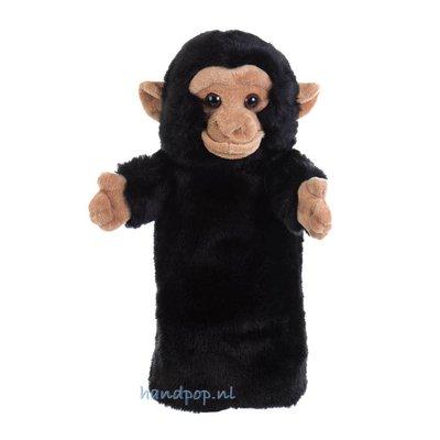 The Puppet Company handpop aap chimpansee (longsleeve)