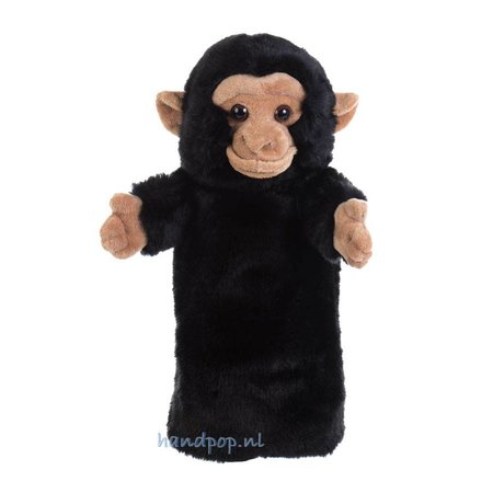 The Puppet Company Chimpansee