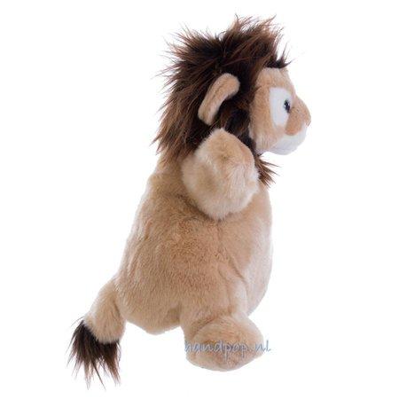 The Puppet Company handpop knuffelig leeuwenwelpje