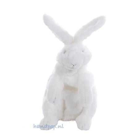Folkmanis Wit konijn