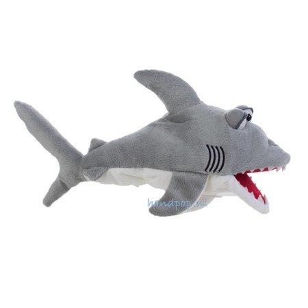 Living Puppets Fischmaek de haai