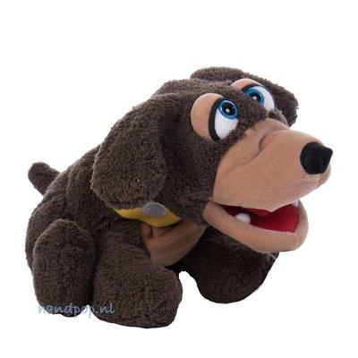 Living Puppets handpop hond Wauwi