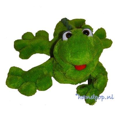 Living Puppets handpop gekko Giovanni