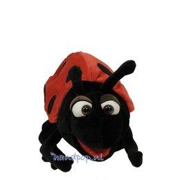 Living Puppets handpop lieveheersbeestje Hobi