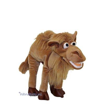 Living Puppets handpop kameel Kalle