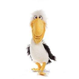 Living Puppets handpop pelikaan Pebbel