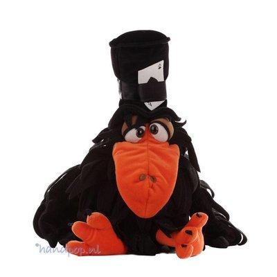 Living Puppets handpop raaf Rupert