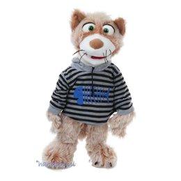 Living Puppets handpop poes Wisky 65 cm