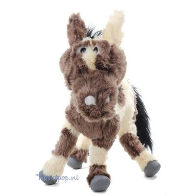 Living Puppets handpop paard