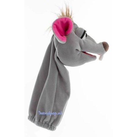 Living Puppets handpop Billie de Muis