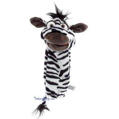 Living Puppets handpop zebra Zeb