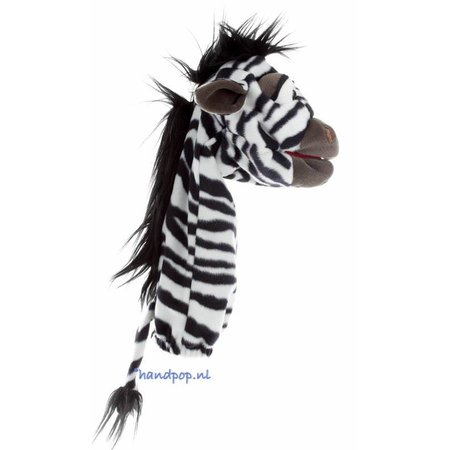Living Puppets Zeb de zebra
