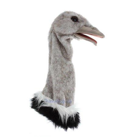 Folkmanis struisvogel dierkop