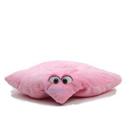 Living Puppets troetelkussen roze