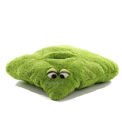 Living Puppets Troetelkussen groen