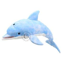 The Puppet Company handpop dolfijn