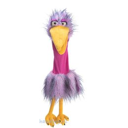 Living Puppets handpop vogel Schlamassel