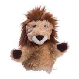 Folkmanis handpop leeuw