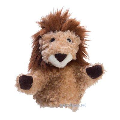 Folkmanis handpop leeuw klein