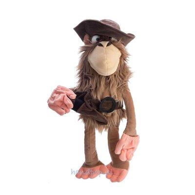 Living Puppets handpop aap Banana Jones