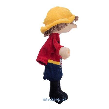 Sterntaler poppenkastpop Brandweerman