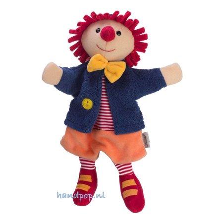 Sterntaler poppenkastpop Clown