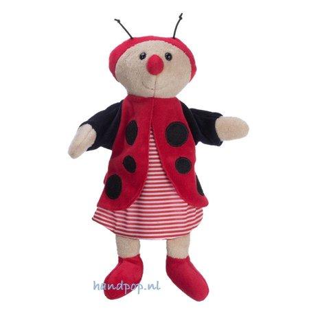 Sterntaler poppenkastpop Lieveheersbeestje
