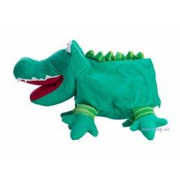 Sterntaler Krokodil poppenkastpop 27 cm